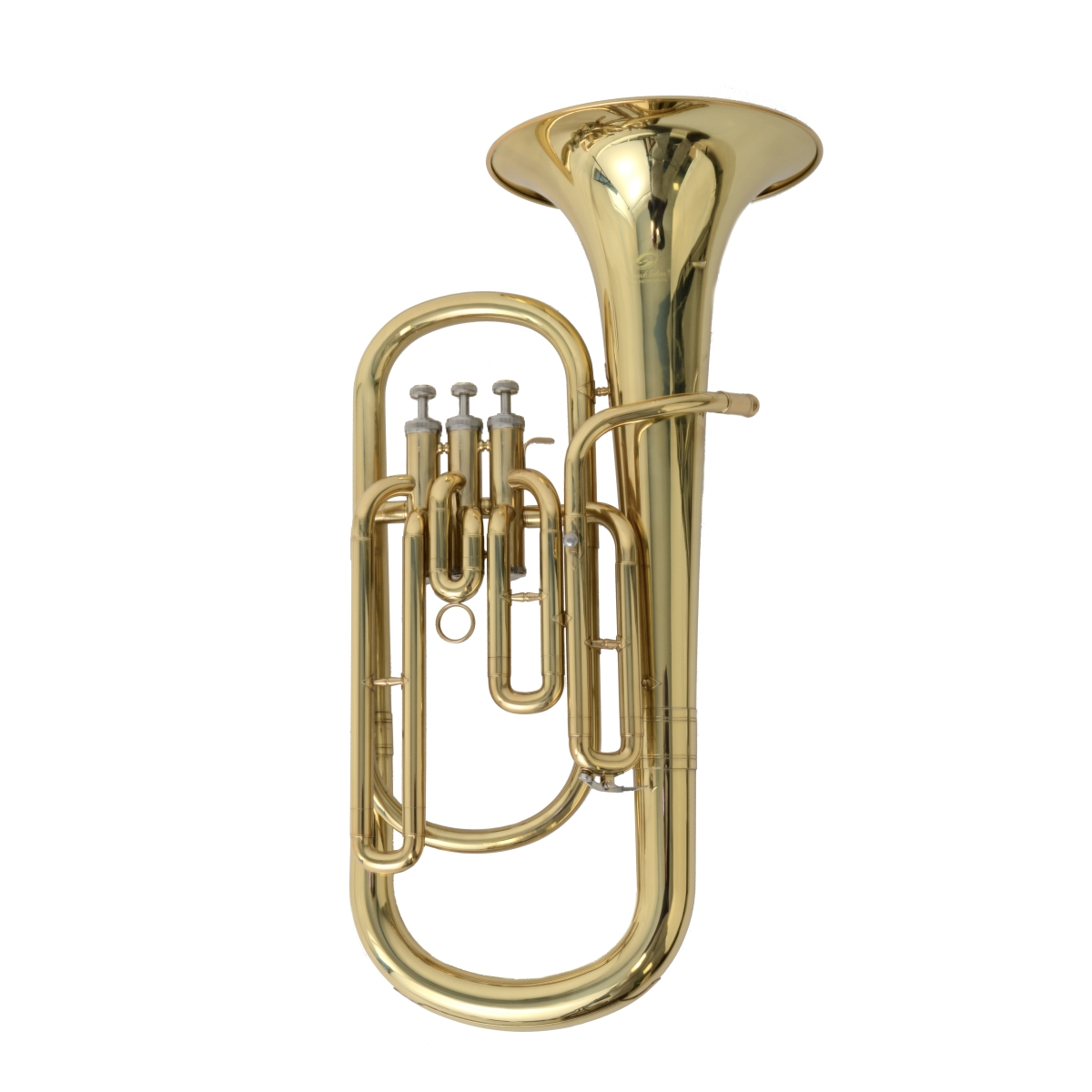 FLICORNO BARITONO SFB-10G in Sib GOLD SOUNDSATION