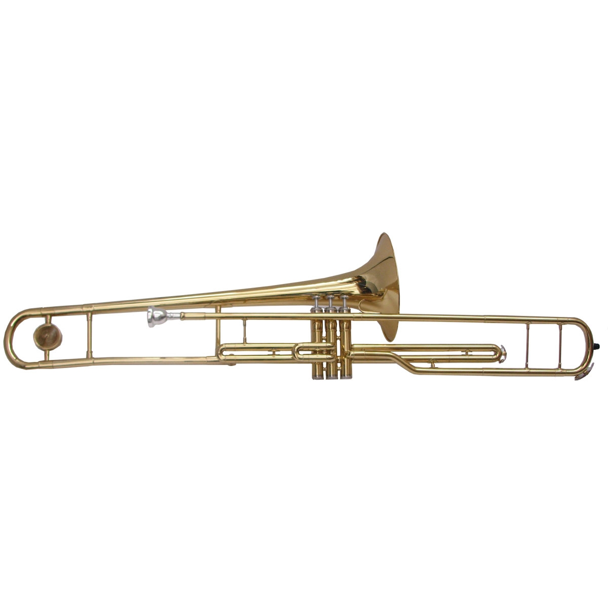 TROMBONE A PISTONI STB-10G  in Sib GOLD SOUNDSATION