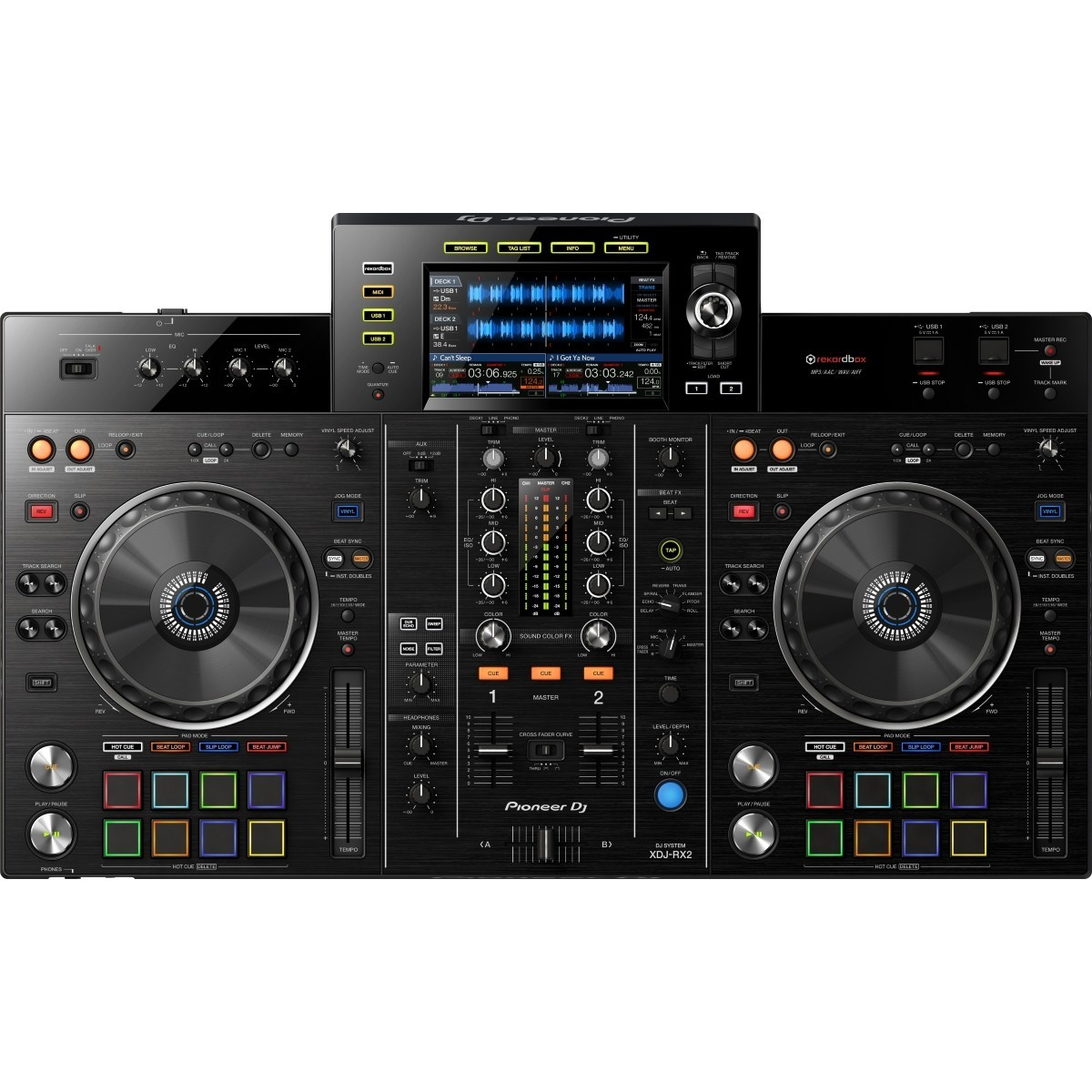 ALL IN ONE REKORDBOX SYSTEM XDJ-RX2