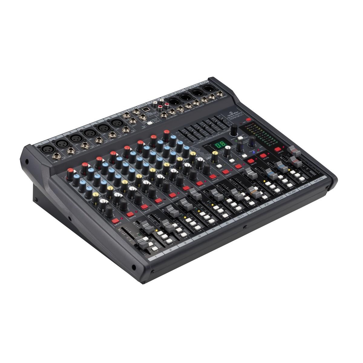MIXER SOUNDSATION ALCHEMIX 602UFX C/EFFETTI & USB I/O