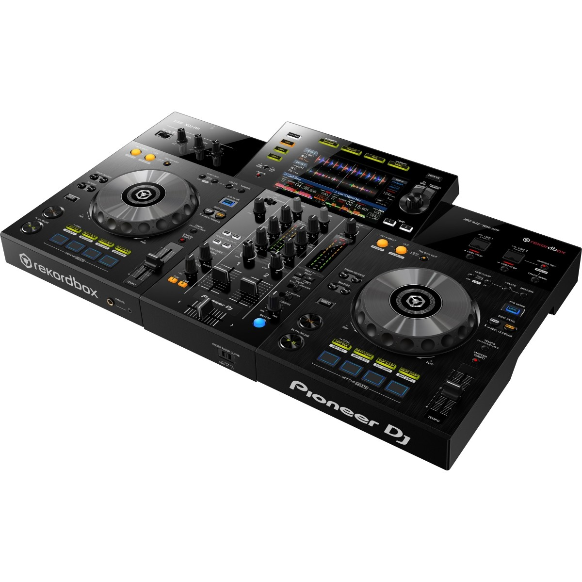ALL IN ONE REKORDBOX SYSTEM PIONEER XDJ-RR