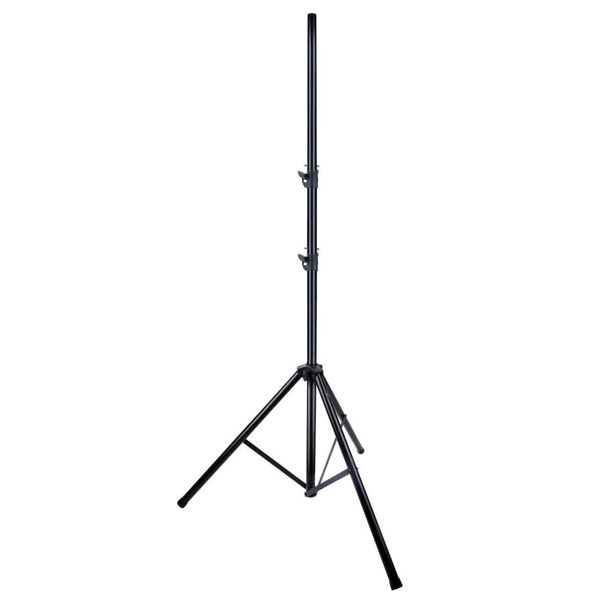 STAND LUCI SOUNDSATION LS-10A REGOLABILE IN ALLUMINIO