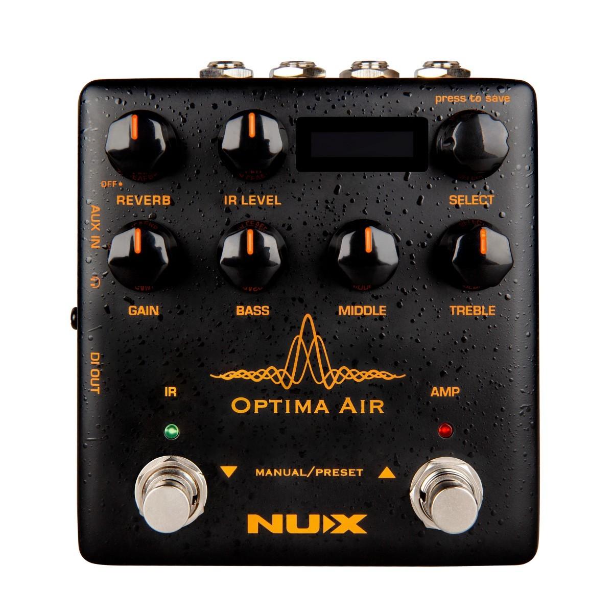 NUX NAI-5 OPTIMA AIR ACOUSTIC SIMULATOR
