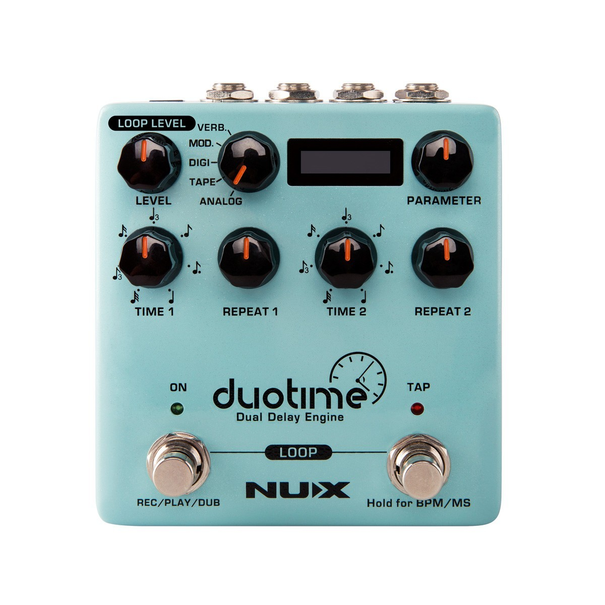 STOMPBOX NUX NDD-6 DUOTIME (DUAL DELAY)