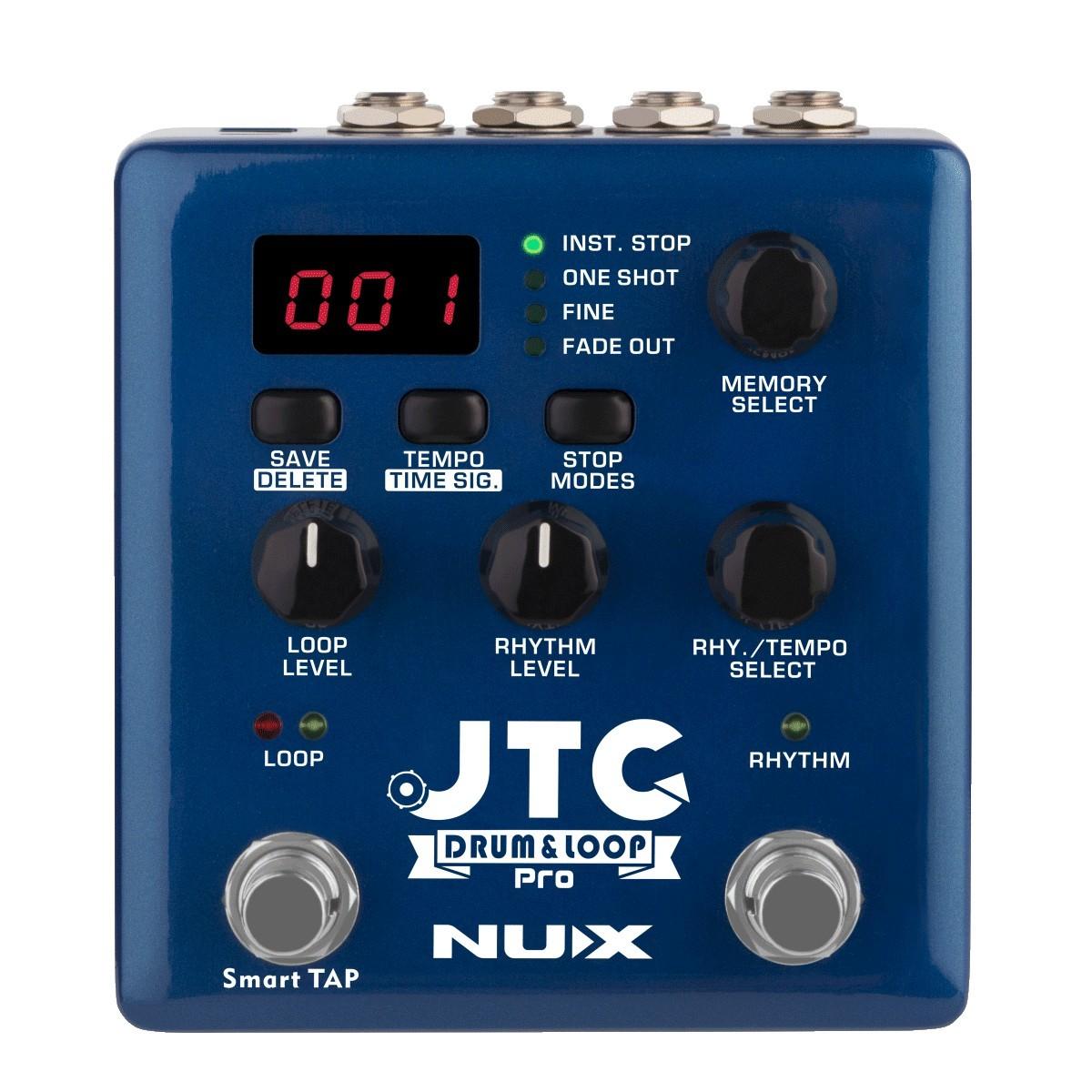 NUX JTC DRUM & LOOP PRO NDL-5