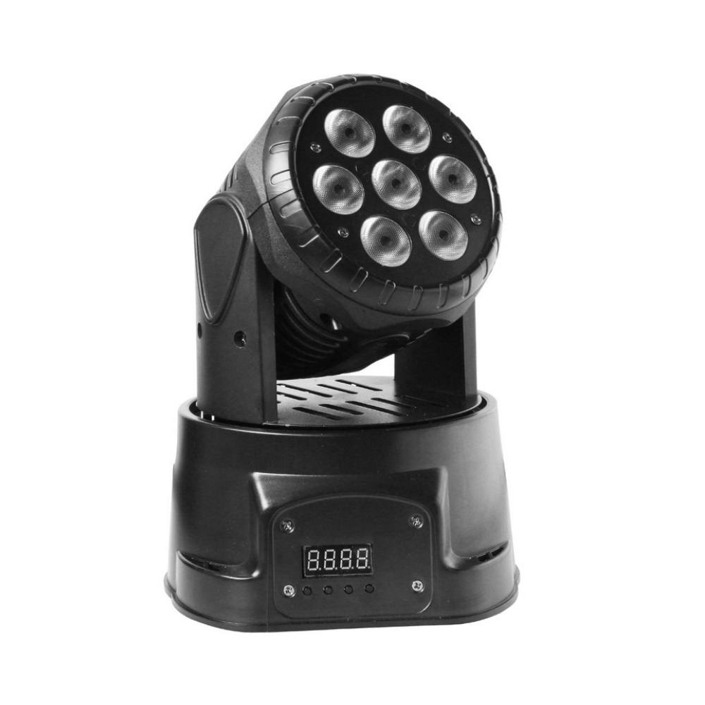 TESTA MOBILE LED RGBW SOUNDSATION MHL-12W-7