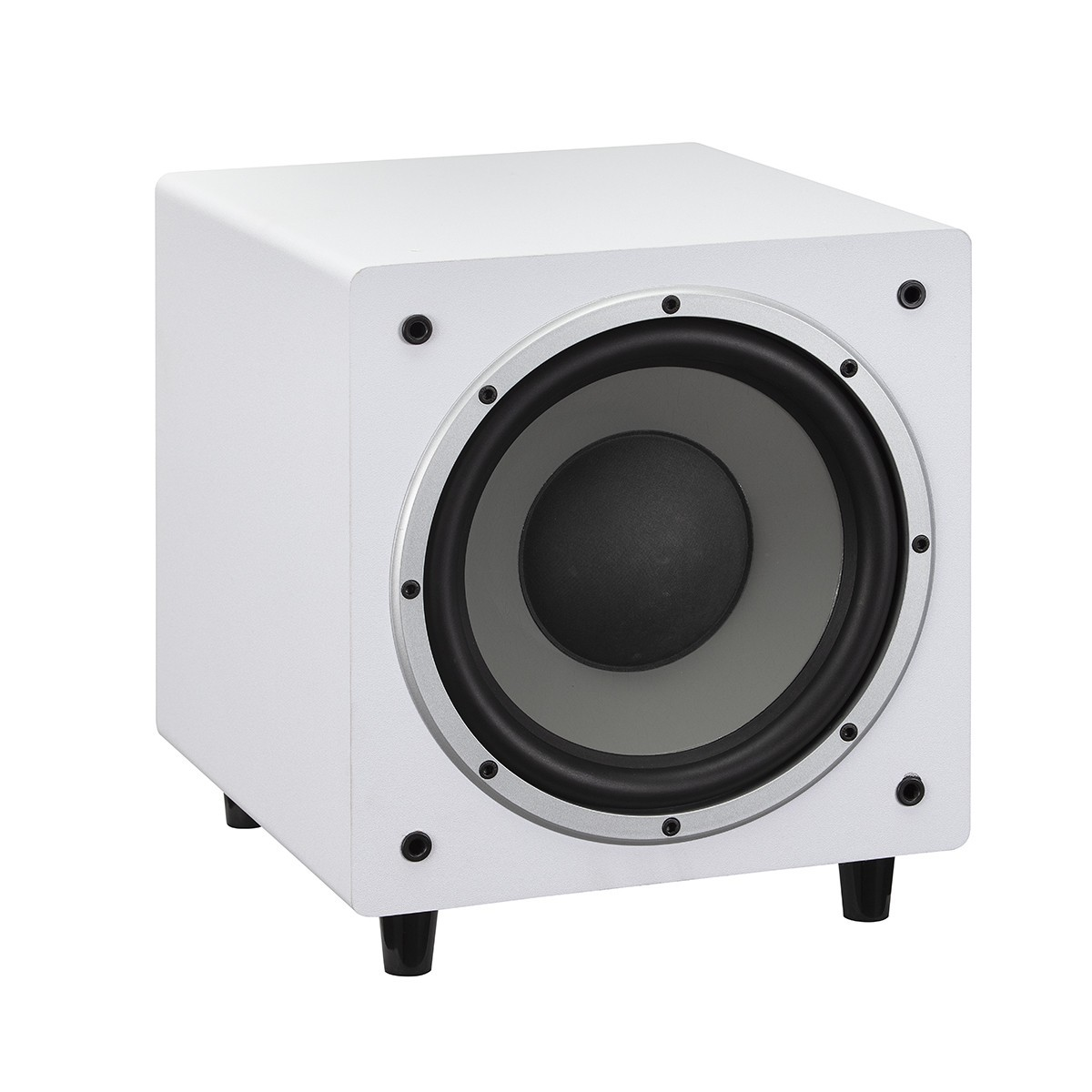 SUBWOOFER SOUNDSATION CLARITY S-10 WHITE 10