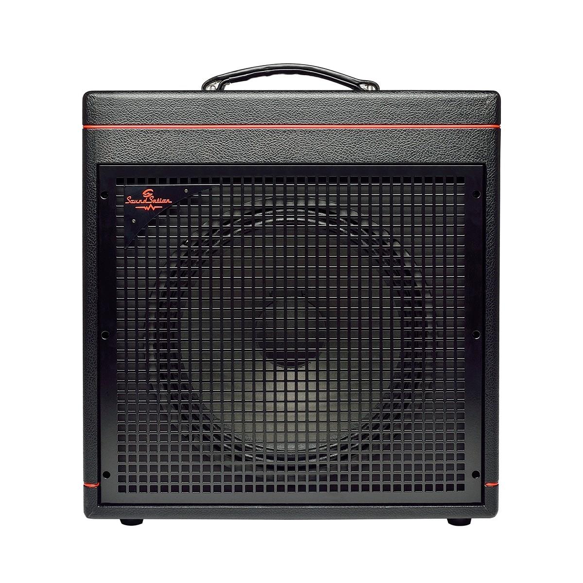 COMBO PER BASSO ELETTRICO SOUNDSATION RED SPARK-60 60W